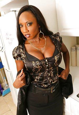 Ebony Pornstars Porn
