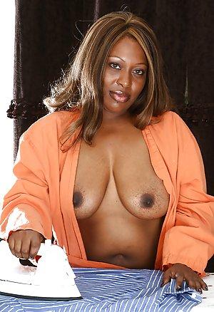 Ebony Wife Porn
