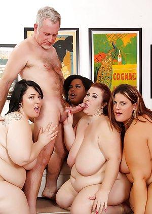 Ebony Group Sex Porn