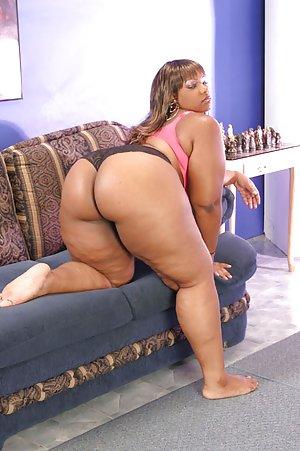 Ebony BBW Porn